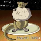 BriaskThumb [cover] DOUG The Eagle   Pancake Ferret
